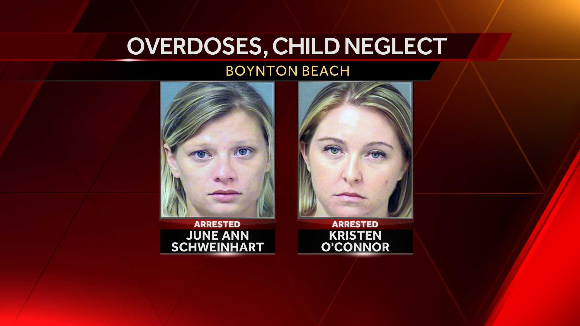Florida Mothers Arrested After Allegedly Overdosing on Heroin With Babies in Backseat