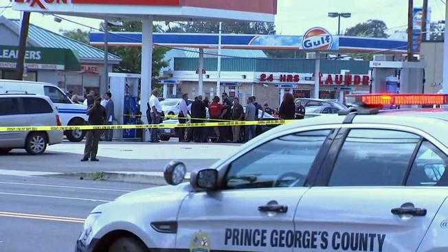 Oxon Hill police-involved shooting