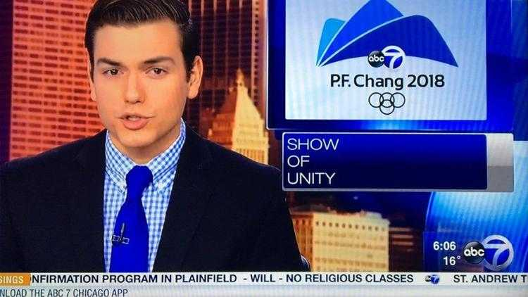"Twitter users ridiculed a Chicago TV station after an incorrect graphic said that ""P.F. Chang"" was hosting the 2018 Olympics."