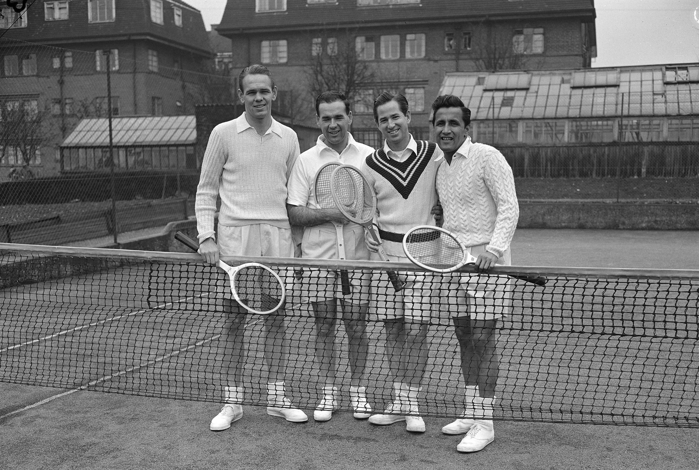 Tennis great Pancho Segura s at 96