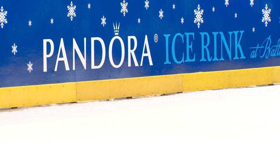 Pandora Ice Rink