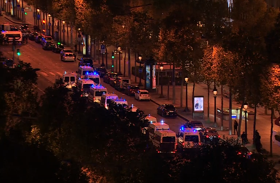 Officer killed, another wounded in Paris attack; shooter 'neutralized'