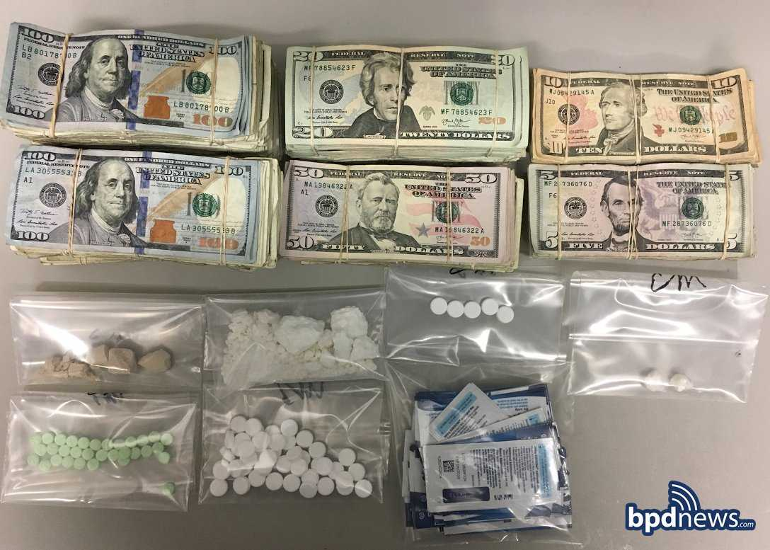 Pastor of Quincy Street church charged with drug trafficking