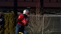 Patriots practice Jan. 25, 2018