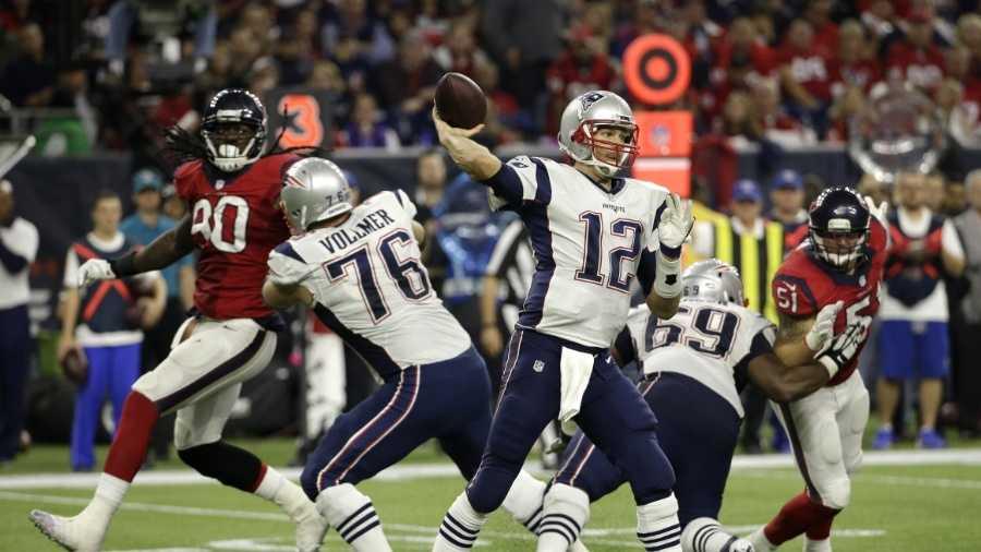 Patriots vs. Texans