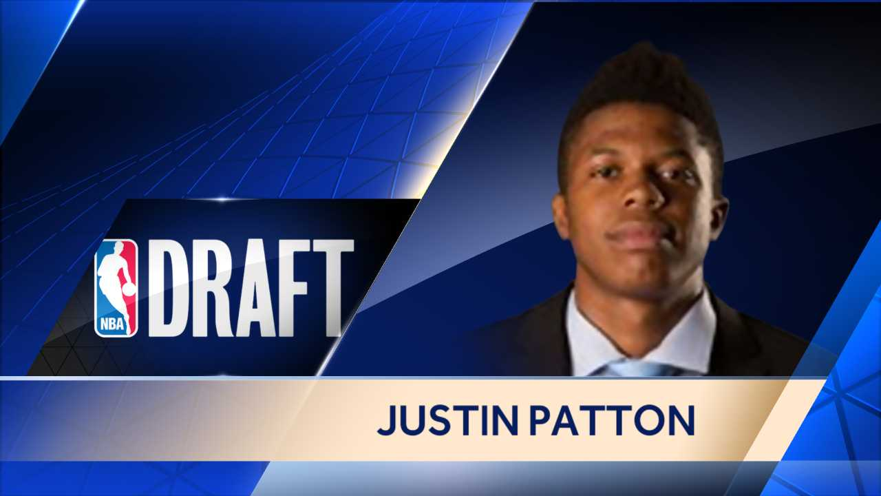 Justin Patton taken in first round of NBA Draft