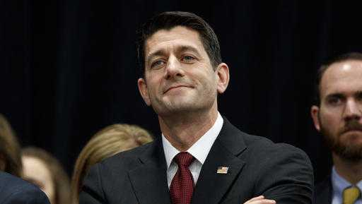 Speaker of the House Rep. Paul Ryan