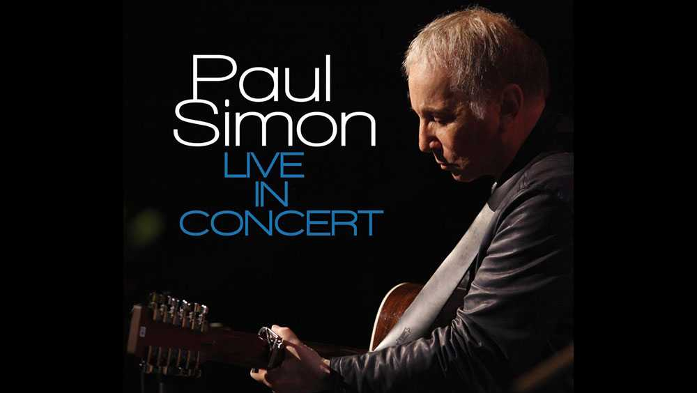 Paul Simon in concert