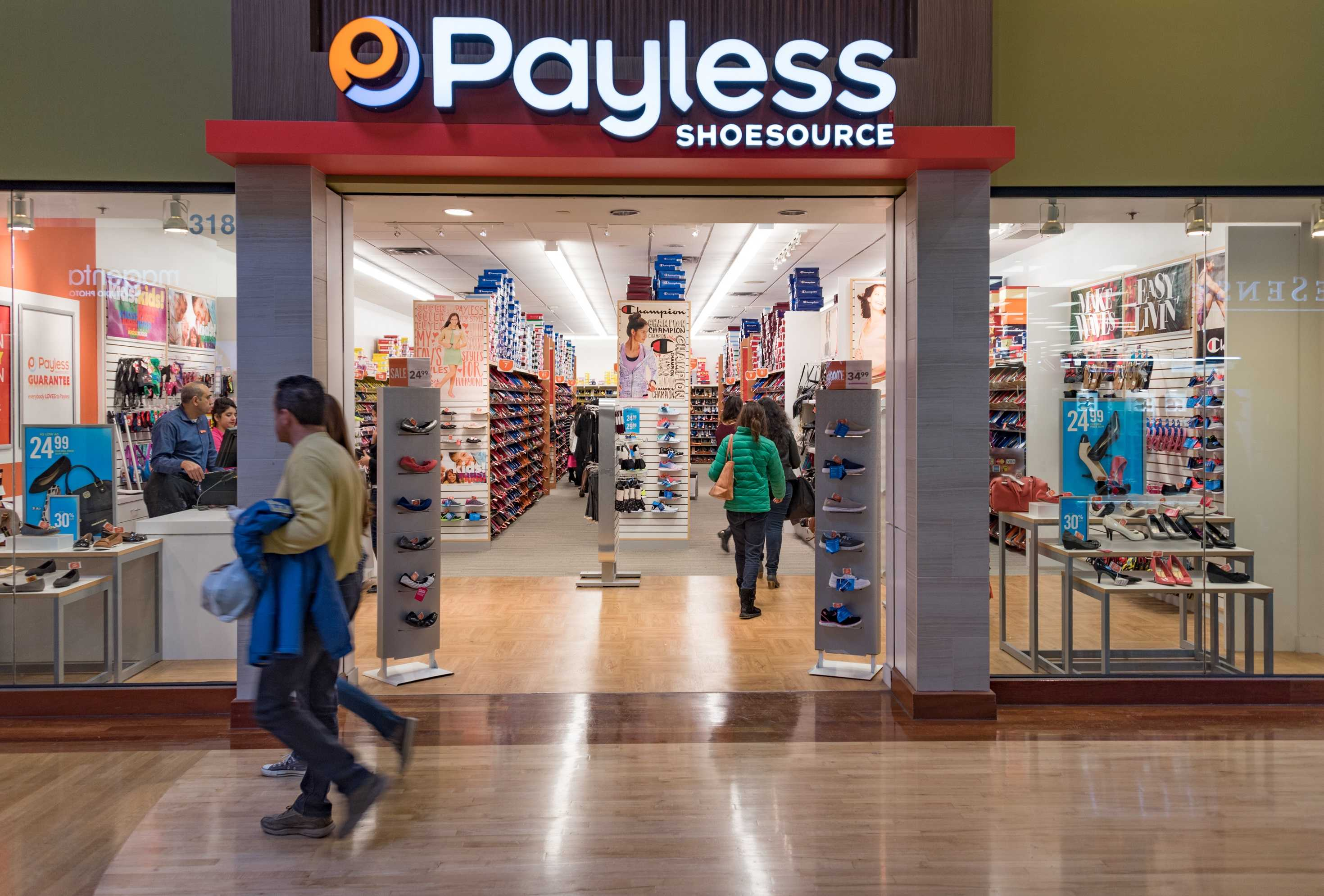 114dbb56b167 Toddler dies after mirror falls on her at Payless store - Stockton ...
