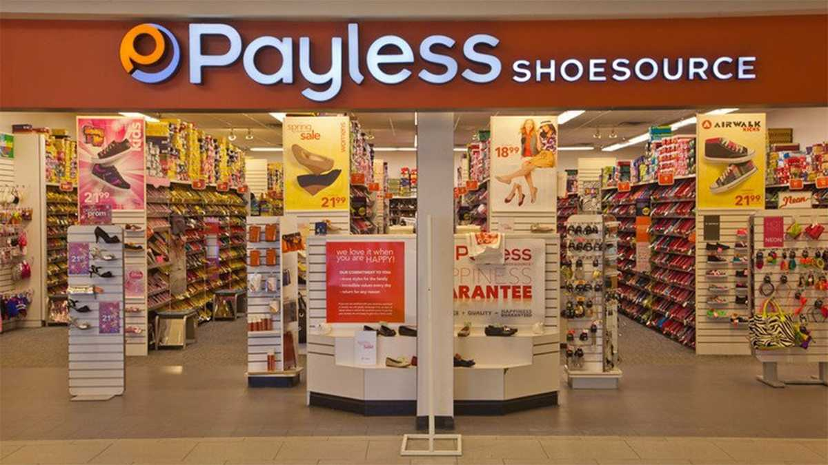 2 New Hampshire Payless Shoesource S To Close