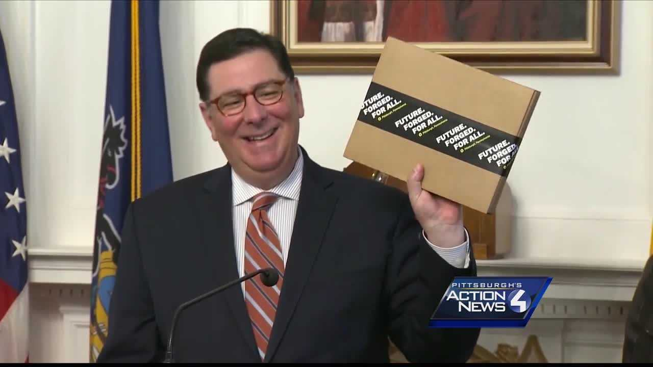 Mayor Peduto - Amazon bid