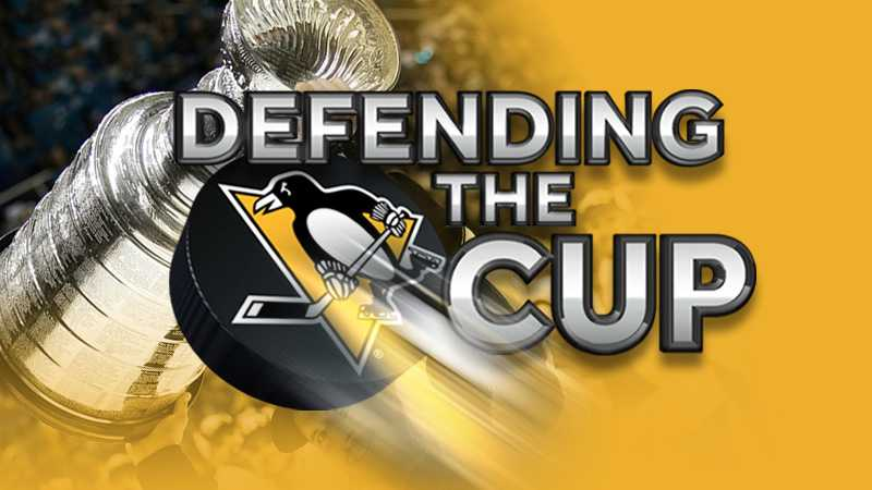 Pittsburgh Penguins - Defending The Cup