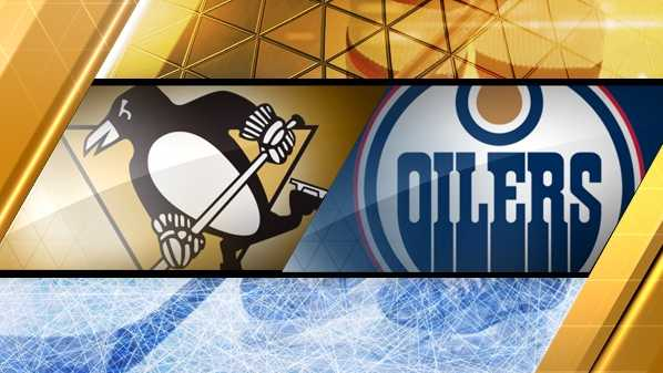 Penguins Oilers
