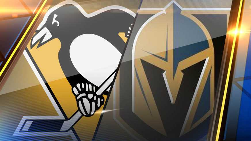 Penguins vs Golden Knights