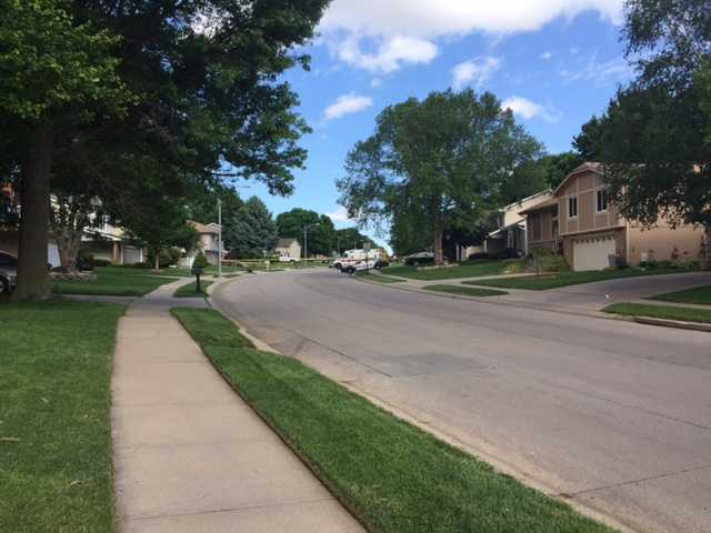 Nebraska woman dies after being hit by family's moving truck