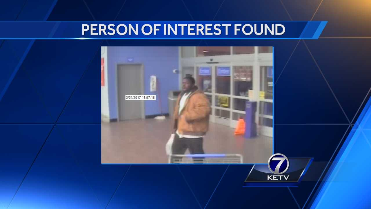 Person of interest found