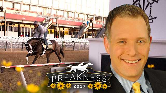 Pete Gilbert's outlook on the Preakness