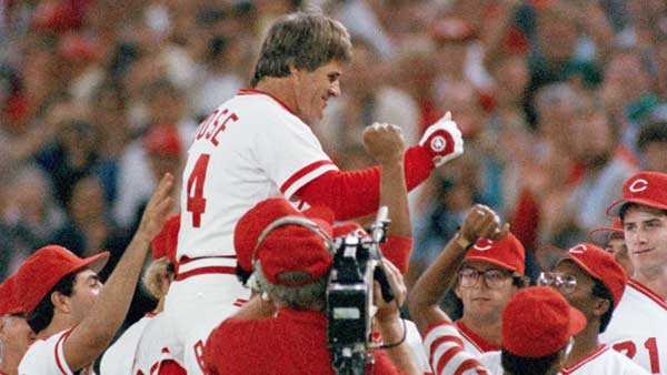 Pete Rose ban upheld by Baseball Hall of Fame