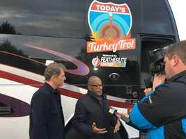 Today's Turkey Trot