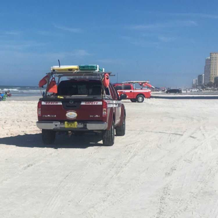 Boy, 4, hit by vehicle on Ormond Beach, authorities say