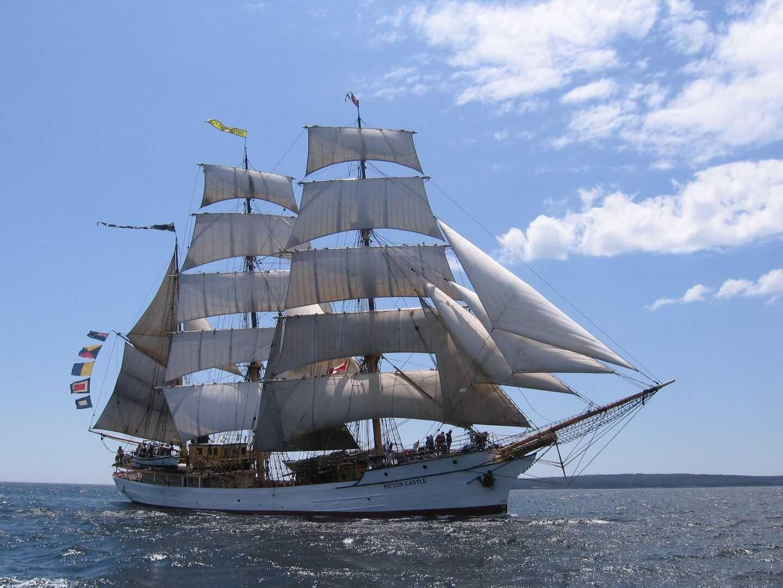 meet the ships of sail boston 2017