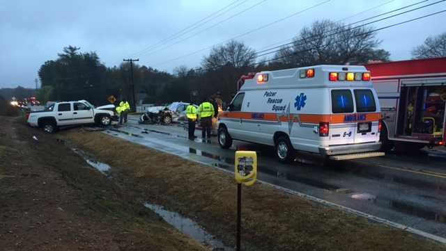 Piedmont Highway, Greenville County fatal crash