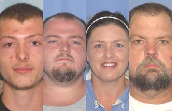 Investigators name 4 in tips request on Ohio slaying of 8""