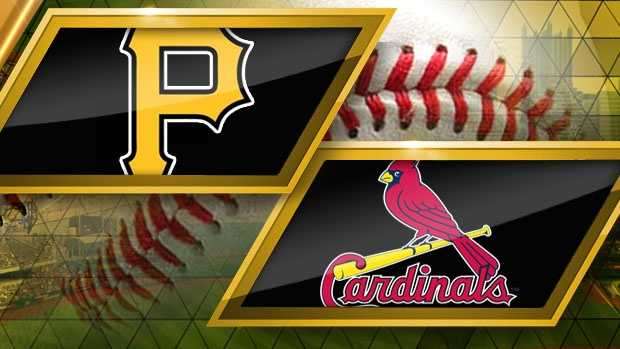 Pirates Cardinals