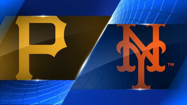 Pirates Mets
