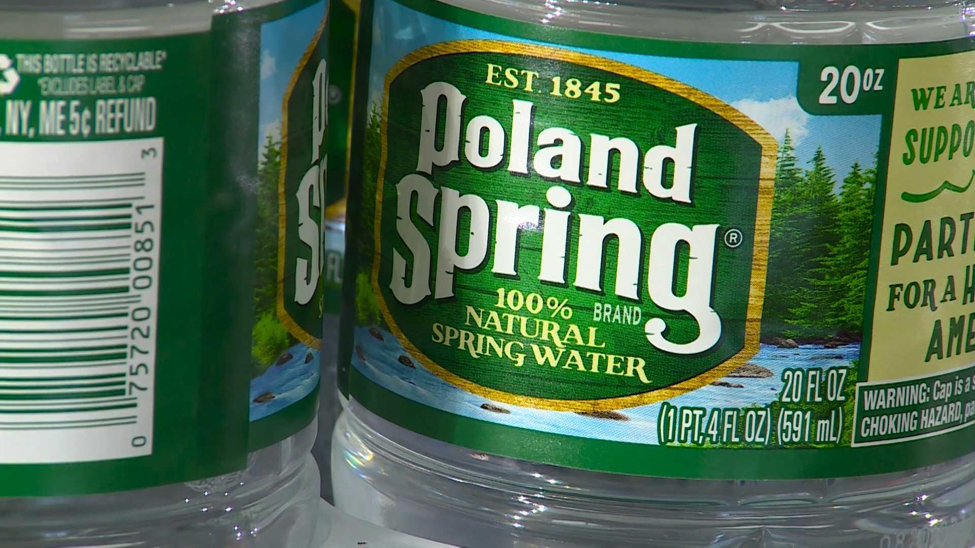 Poland Spring Water