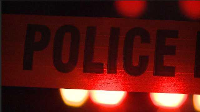 Police line generic crime scene