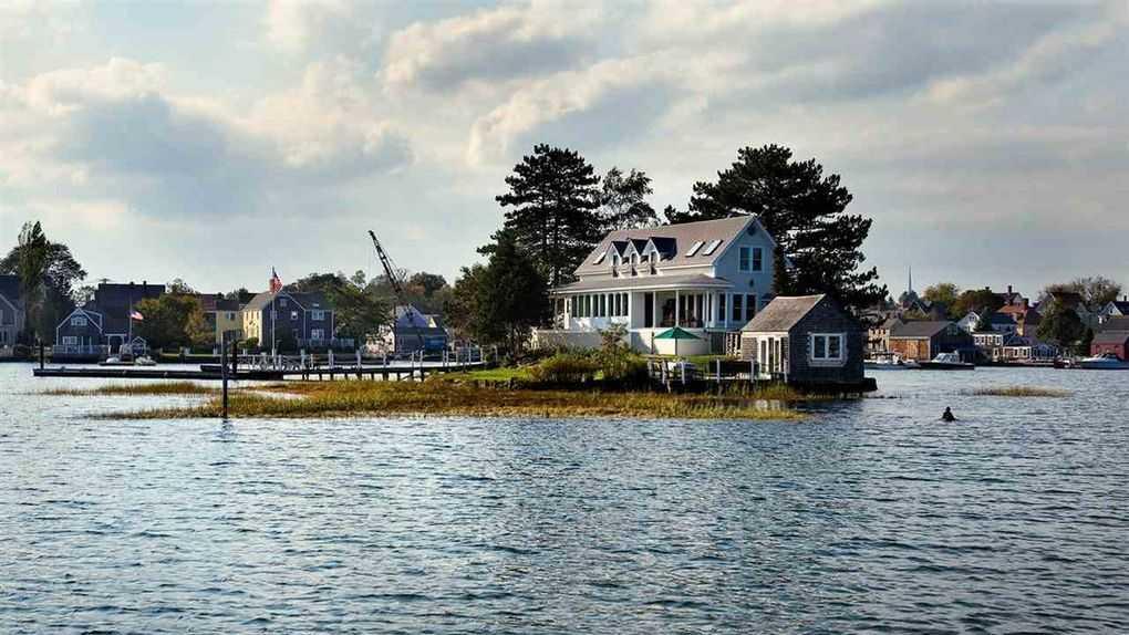 1 Round Island, Portsmouth