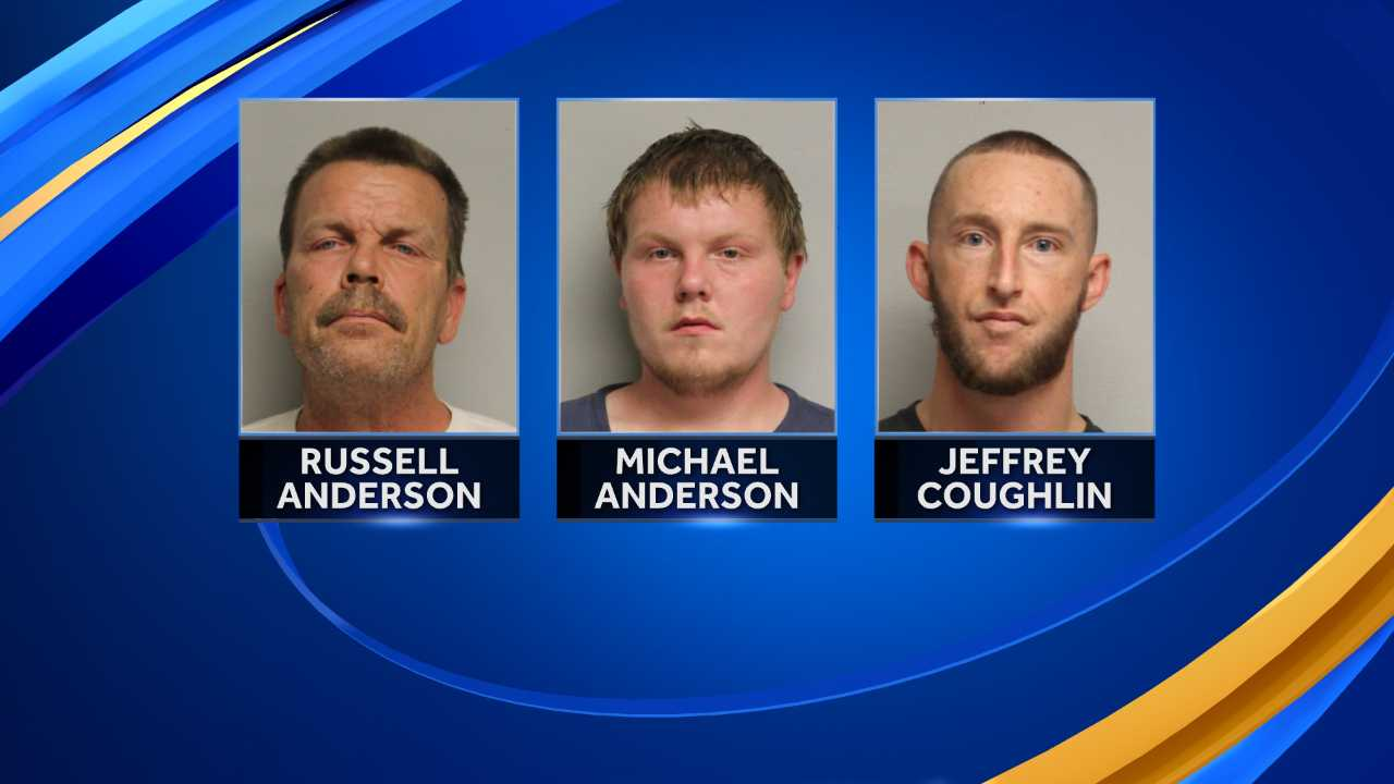Three arrested in Portsmouth on drug charges