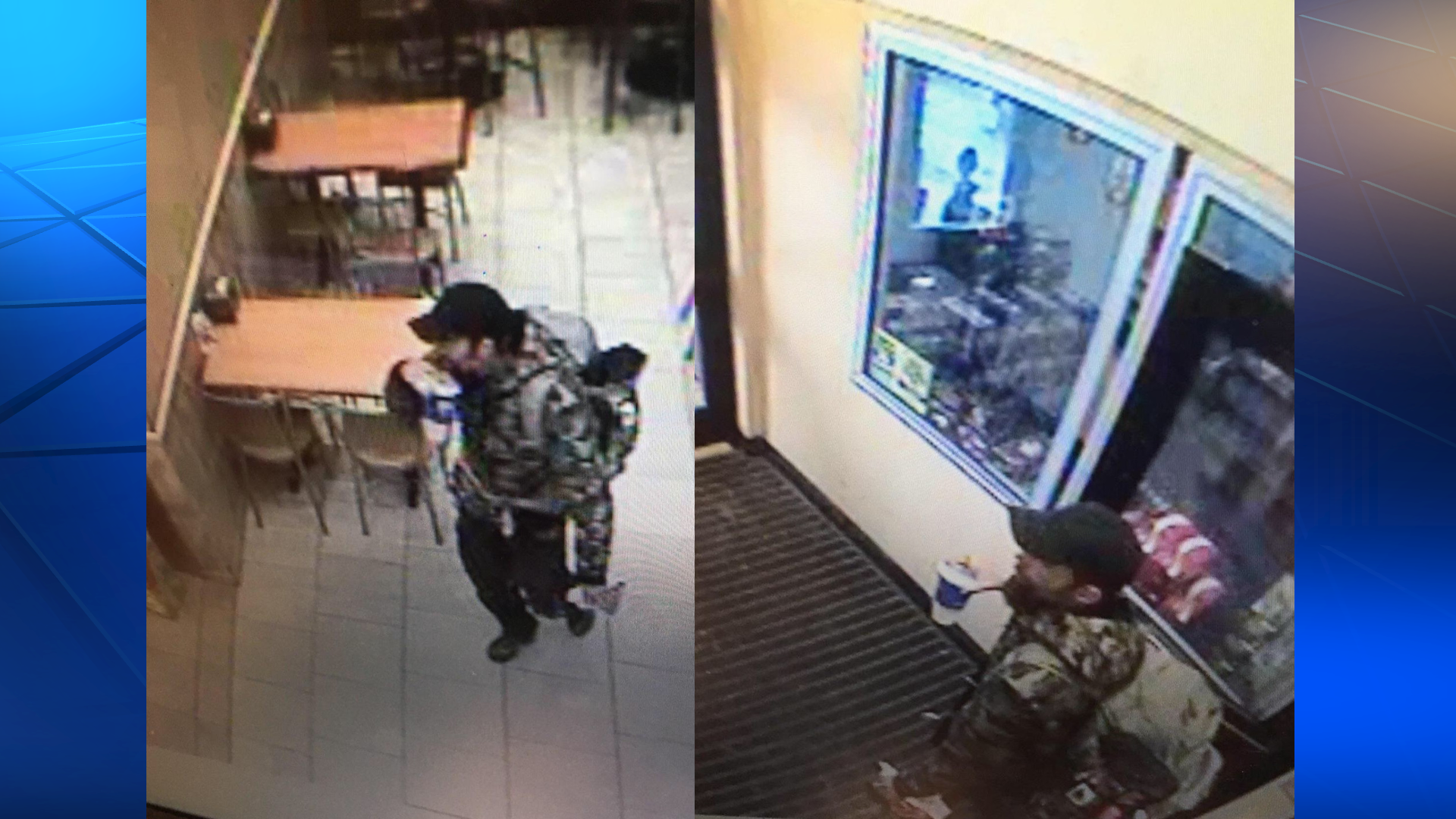Conneaut baby murder suspect spotted at a Sheetz in Pittsburgh