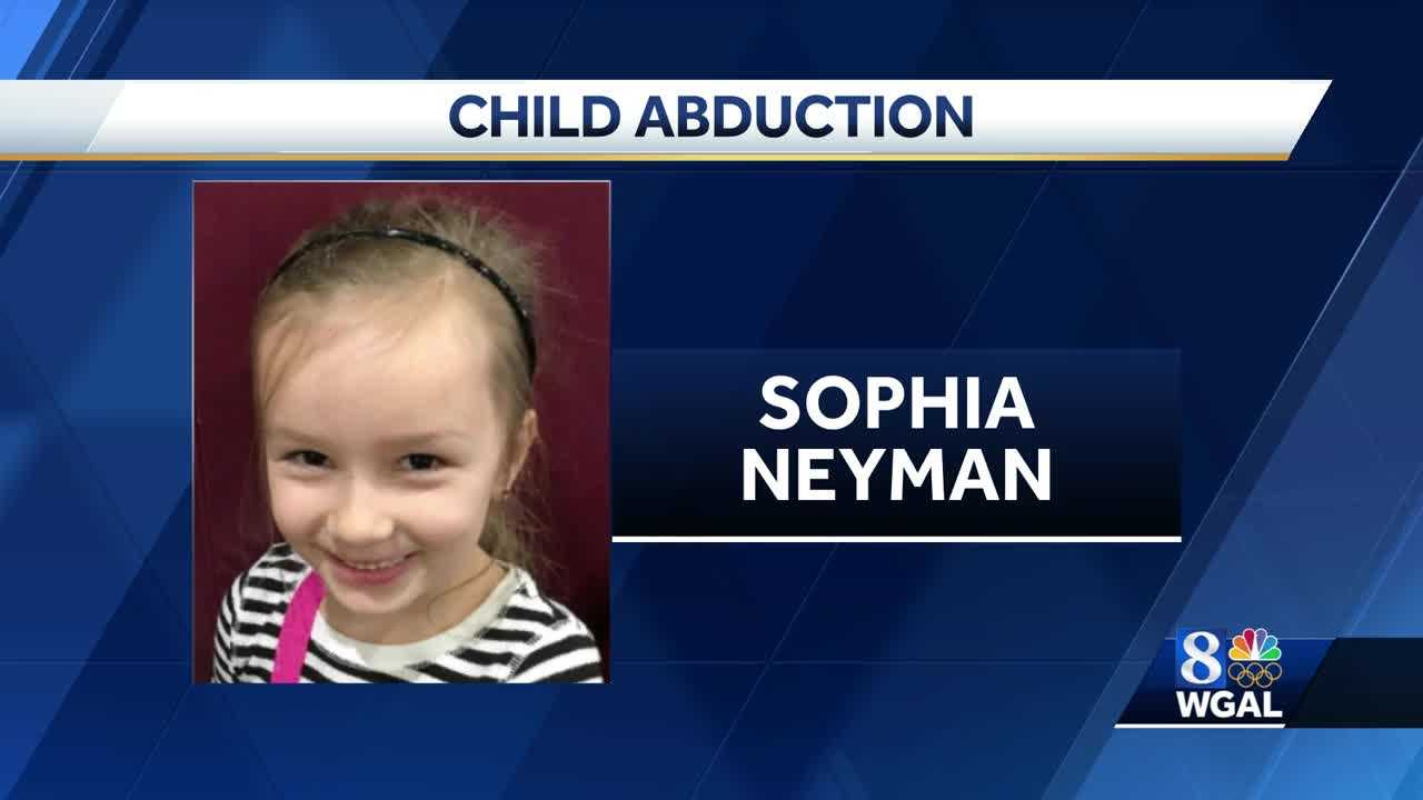 Sophia Neyman abduction
