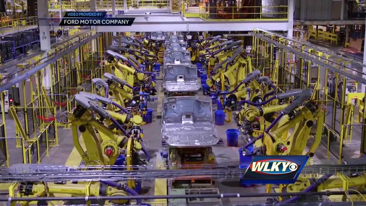 Ford increases production at Kentucky Truck plant