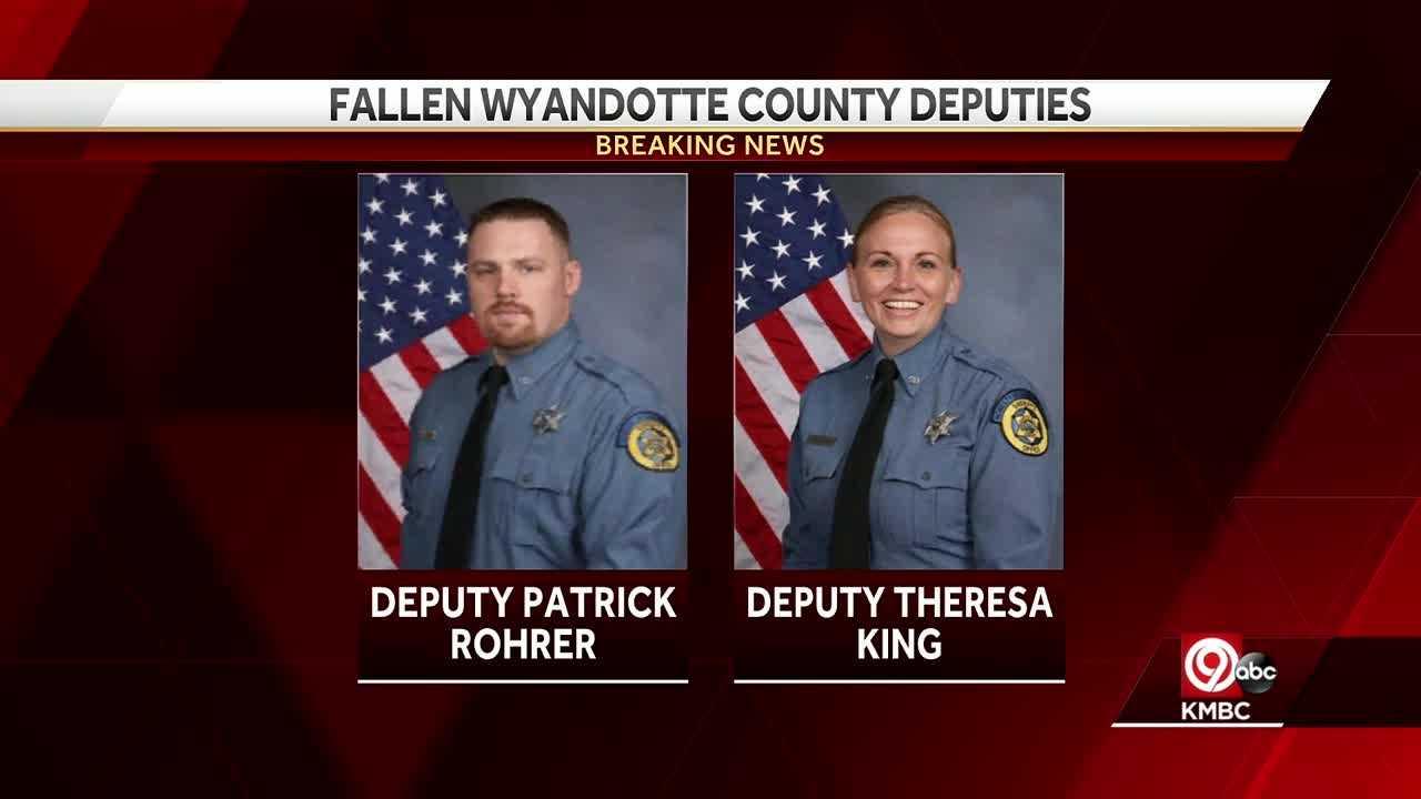 Deputy Patrick Rohrer, Deputy Theresa King