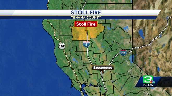 Lane Fire Map.Governor Brown Declared A State Of Emergency Because Of The Fire In