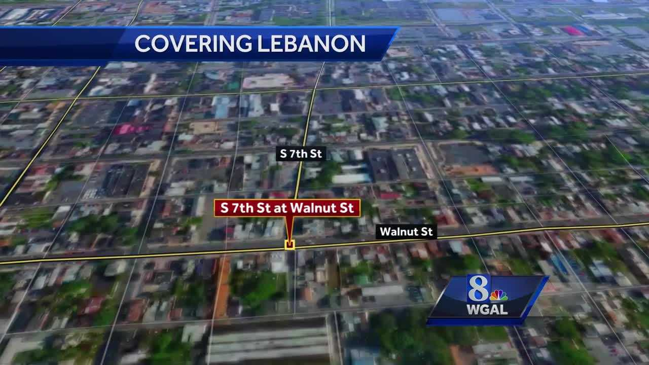 Lebanon map bat robber