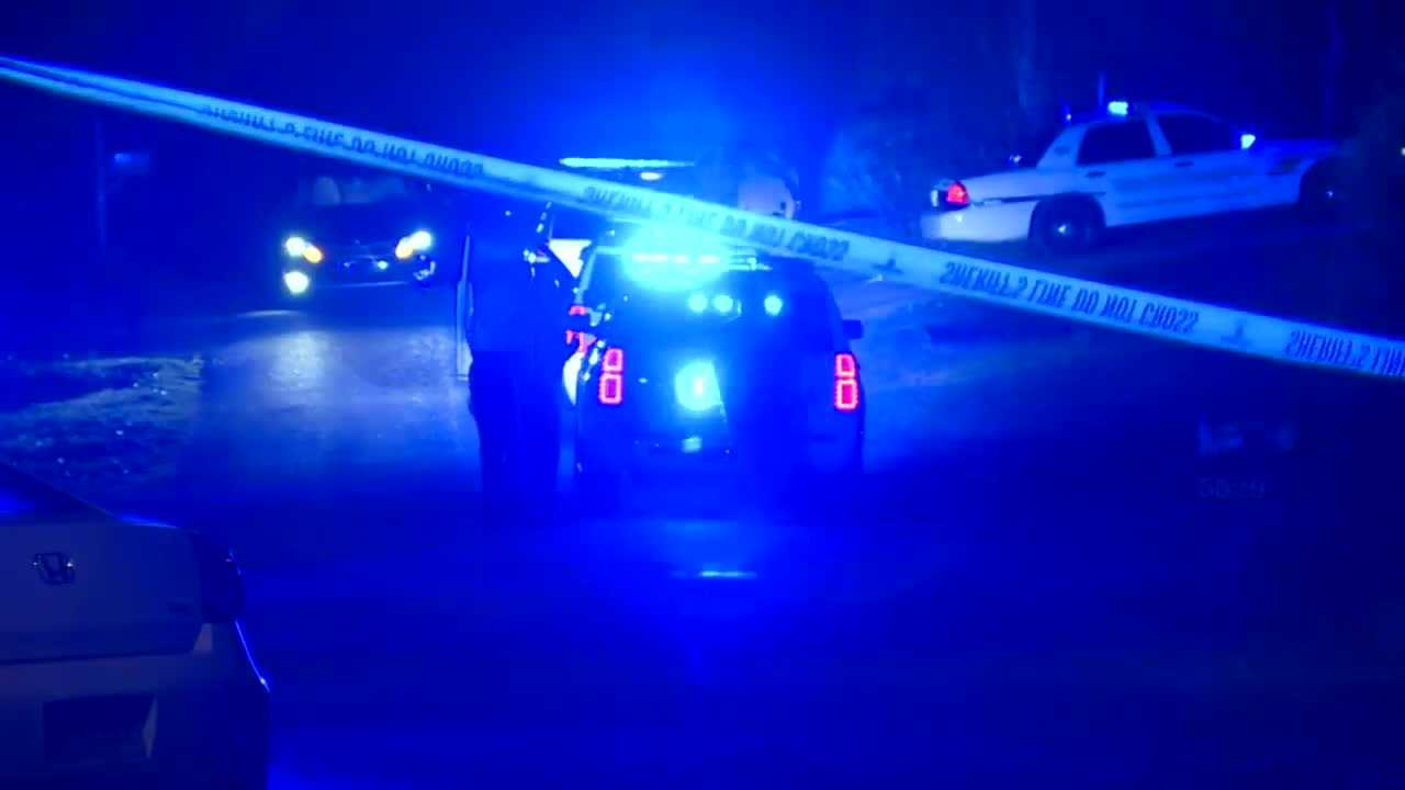 Shooting in Jefferson County