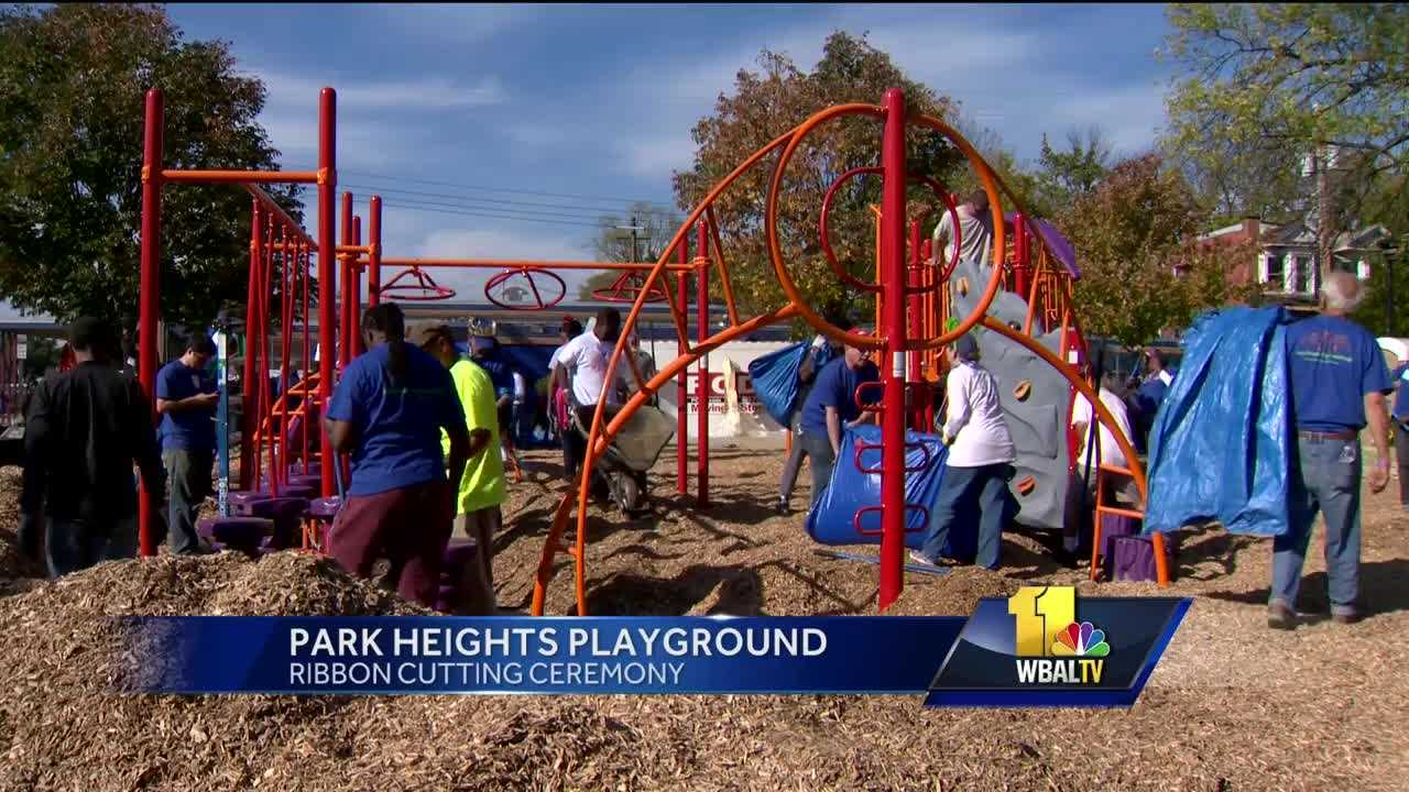 Park Heights Playground
