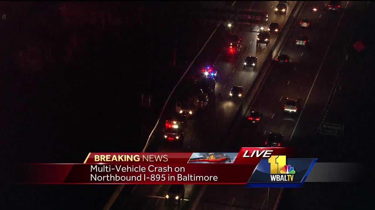 I-895 crash