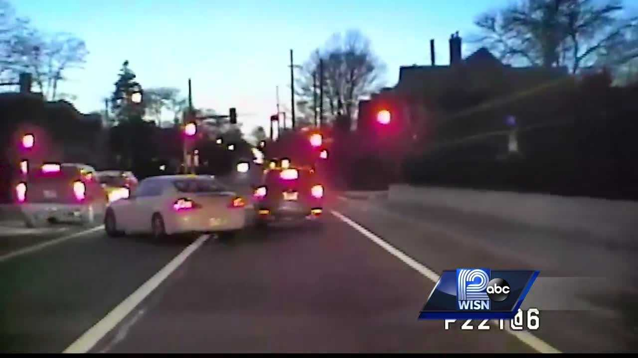 Stolen car chase in Wauwatosa, pizza deliveryman's car