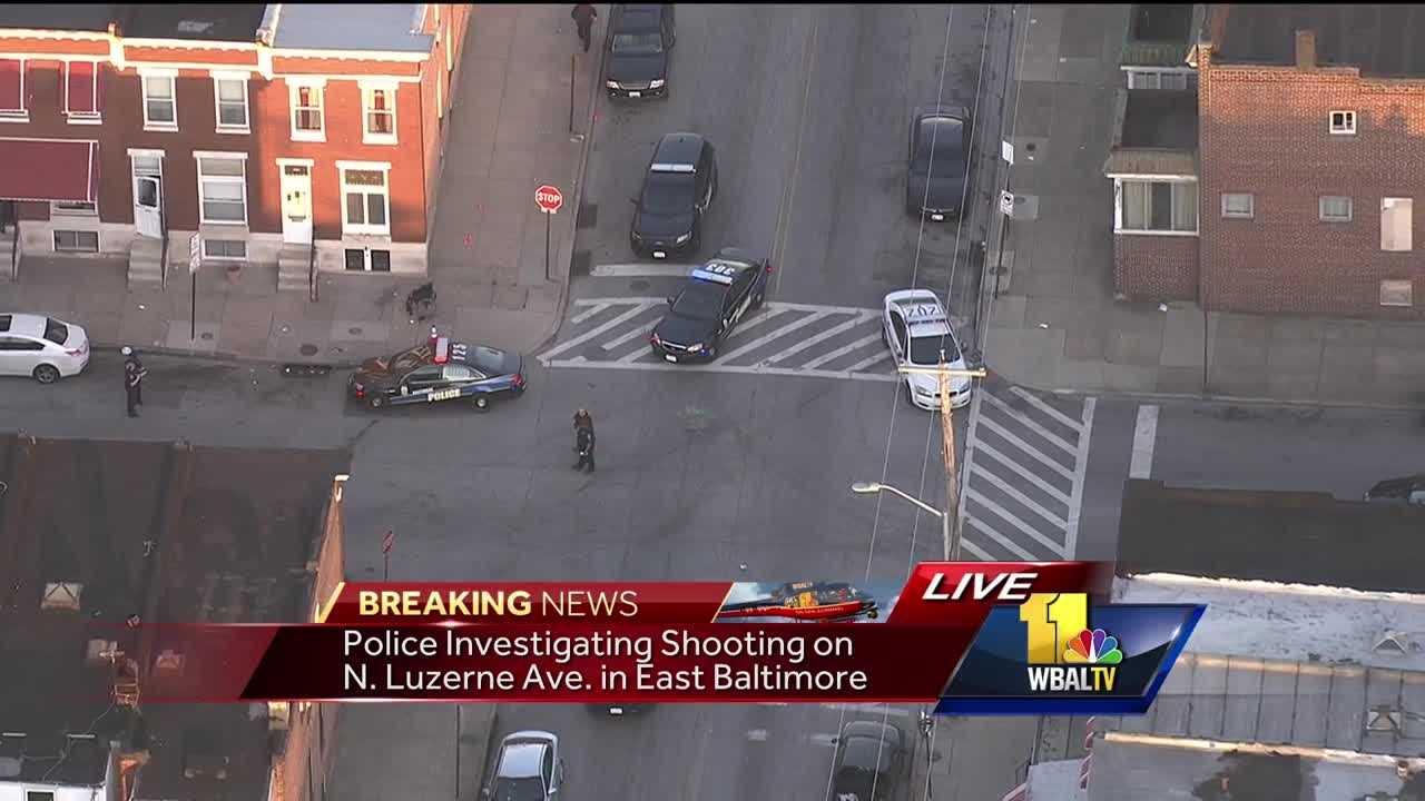 Luzerne Avenue shooting