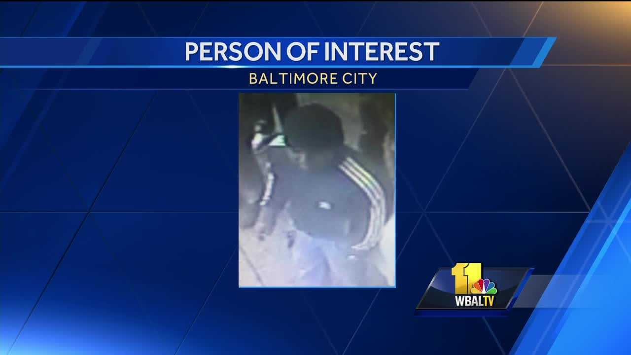 Person of interest in shooting