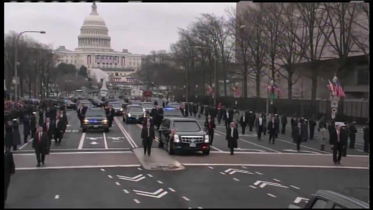 Inaugural parade