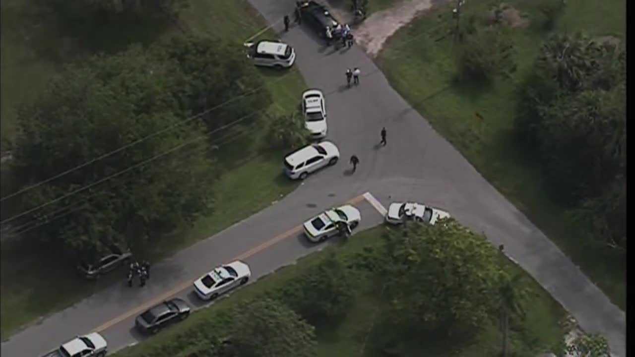 Woman shot multiple times in Canaveral Groves; gunman at large, deputies say - Orlando news - NewsLocker
