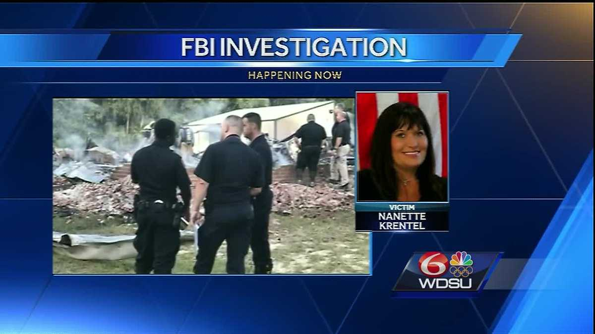 Nanette Krentel Death Fbi Joins Investigation Timeline