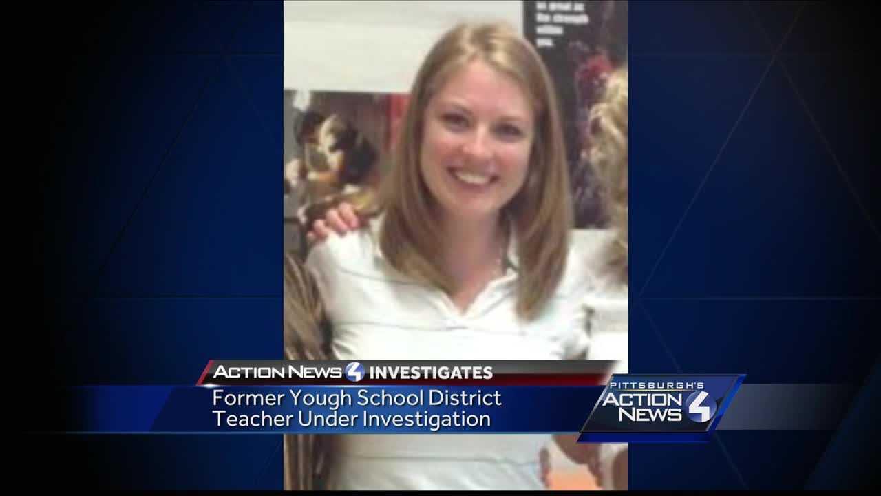 Former Yough School District Teacher Under Investigation
