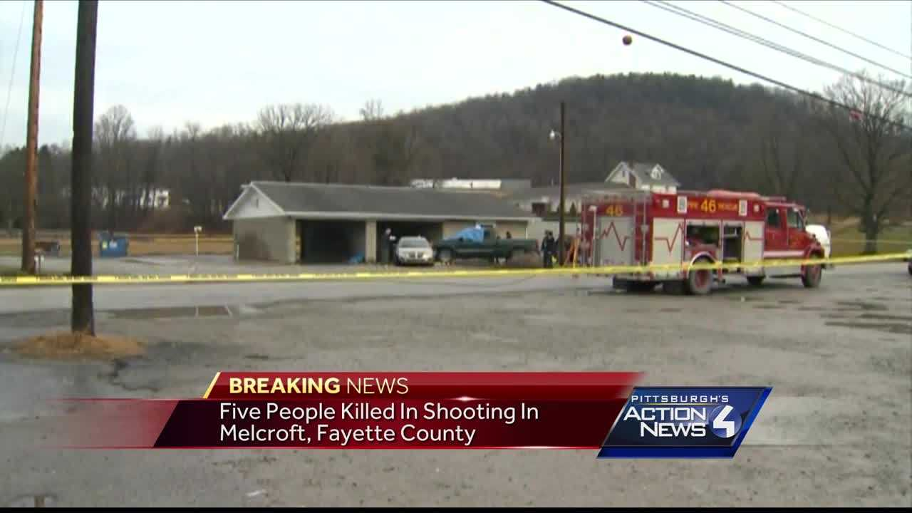 In the United States the shooting occurred at the auto wash: many dead